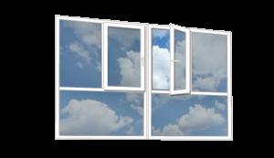 Панорамное остекление балконов лоджий