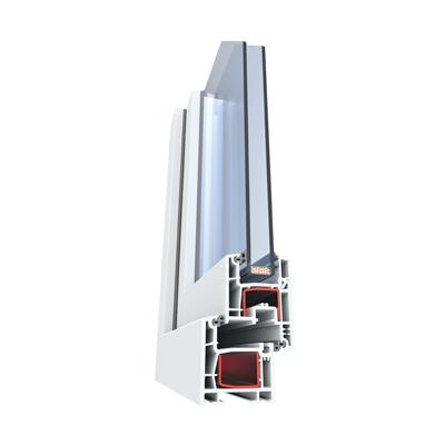 Окна из профиля ECP-CITY